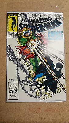 The Amazing Spider-Man #298 Marvel Comics 1st Printing 1st McFarlane Spider-Man