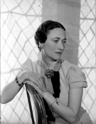L4059 Wallis Simpson UNSIGNED photograph NEW IMAGE!!!! In 1937