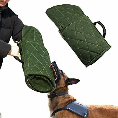 PET ARTIST Dog Biting Sleeve for Young Dogs Training both left and right hand