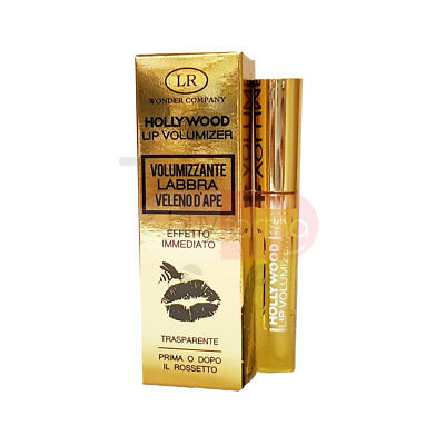Hollywood Lip Volumizer - Volumizzante Labbra da 5ml - Effetto Immediato