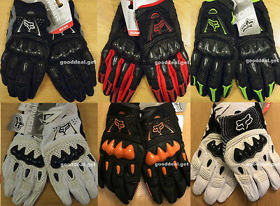 New Fox Racing Bomber Motorcycle Bike Gloves (6 colors)