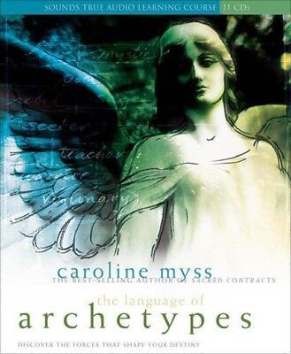 CD: Language of Archetypes, The (11 CD)