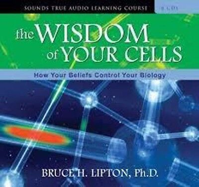CD: Wisdom of Your Cells, The (8 CD)