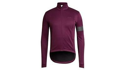 Rapha Purple Winter Long Sleeve Jersey. Size XS. BNWT.