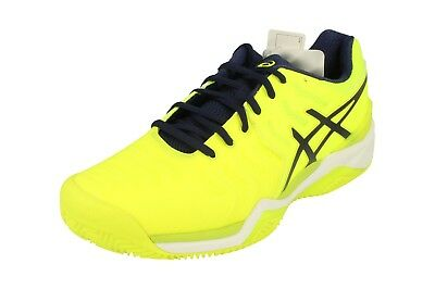 Asics Gel-Resolution 7 Clay Mens Tennis Shoes E702Y Sneakers Shoes  0749