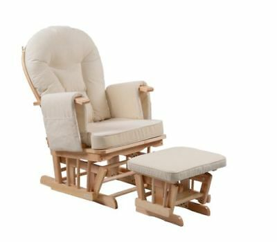Hauck Glider Chair Classic - Natural
