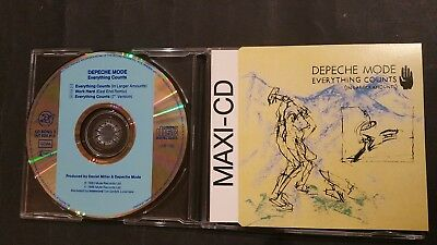 DEPECHE MODE POLICY Of Truth & Kaleid rare German 3 Track Remix CD