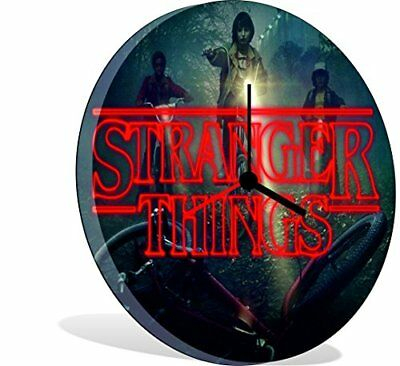 OROLOGIO In PLEXIGLAS ULTRAHD - stranger things 2 netflix DIAM. 30 CM