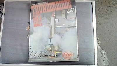 Vintage Gerry Anderson's Thunderbirds Are Go Tv21 Special Photo Magazine 1966.
