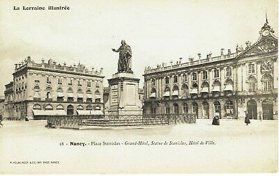 CPA - Carte postale - France - Nancy - Place Stanislas - (iv 233)