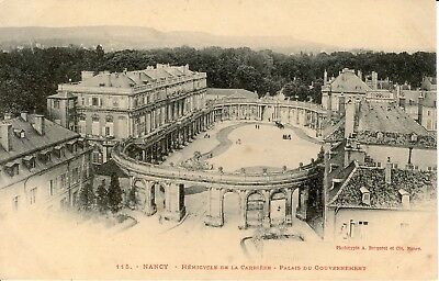 CPA - Carte postale - France - Nancy - Hémicycle de la Carrière - (iv 234)