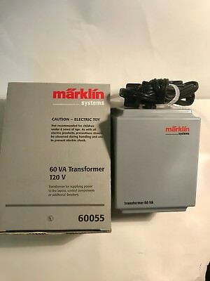60055 Transformer120 v 60V power supply to layout, control components or booster