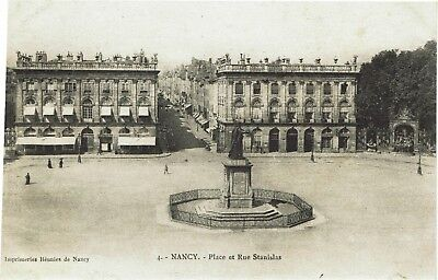 CPA -Carte postale - FRANCE - NANCY - - Rue Stanislas (iv 250)