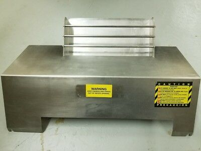 Somerset Dough Sheeter CDR 2000 Safety Cover, Great Condition!