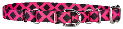 Country Brook Petz™ Martingale Dog Collar - Plaid and Argyle Collection