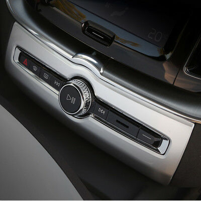 Interior Console Air Condition Outlet Swtich Cover For Volvo XC60 SUV 2018 2019