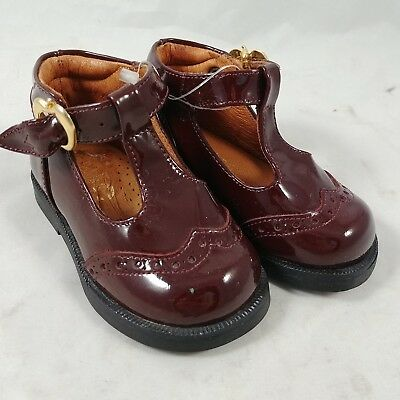 lc Vintage Girls Shoes Time Nordstrom Made in Italy Size 18