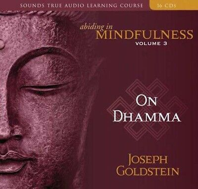 CD: Abiding in Mindfulness Volume 3 (16 CD)