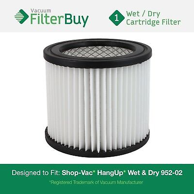 Filter Shop Vac Vacuum Cleaner Filter Speed Home Clean Remplacement ORIGINAL