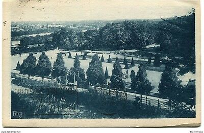 CPA - Carte postale -France -Saint Cloud - Le parc (CP724)