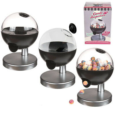 Electronic Touch Sensor Activated Sweet Candy Dispenser Refill Gumball Machine
