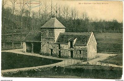 CPA - Carte postale -  FRANCE - Vallée de Chevreuse - Garnes - Le Petit Moulin