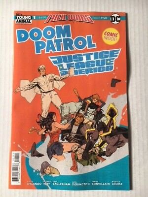 DC Comics:Young Animal Doom Patrol/JLA Special (2018) - BN - One Shot
