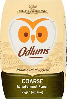Odlums Wholemeal Coarse 2kg