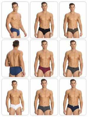 2100ee991a11 Pack of 3 Men Jockey Poco Brief Style #8035 Underwear Size - S M L XL XXL