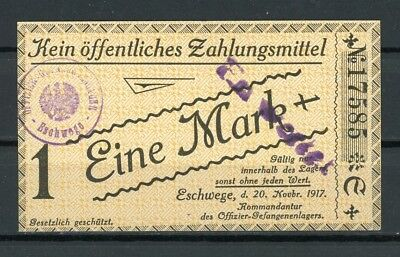 Germany POW Camp / Offizier- Gefangenenlager ESWEGE.  UNC. RR in this Condition
