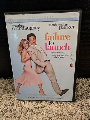 Failure to Launch dvd movie film comedy