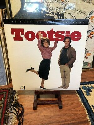 TOOTSIE Criterion Laserdisc LD WIDESCREEN FORMAT VERY GOOD W/AUDIO COMMENTARY