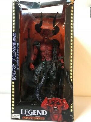 """SOTA TOYS """"LEGEND LORD OF DARKNESS"""" ELECTRONIC TALKING65cm"""