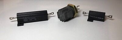 Ghostbusters proton pack resistor lot of Dale, Pacific, & Sage for ion arm