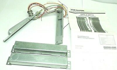 VON DUPRIN EPT 10 Electric Power Transfer for exit devices 24VAC/DC, 1A