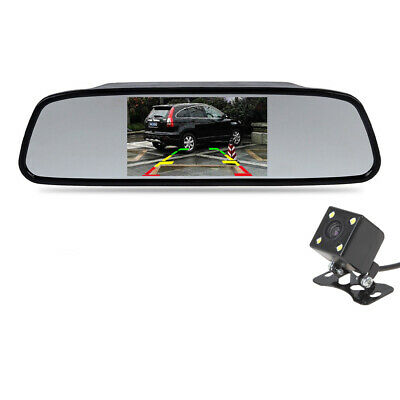 """4x Wireless Rear View Back up Camera System+7"""" Monitor Kits Sets For Truck Car"""