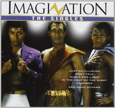 Imagination-The Very Best Of  (US IMPORT)  CD NEW