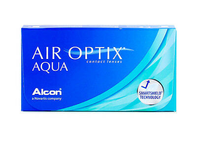 Air Optix Aqua (6 Stk.) -10.00 / 8.6 / 14.2