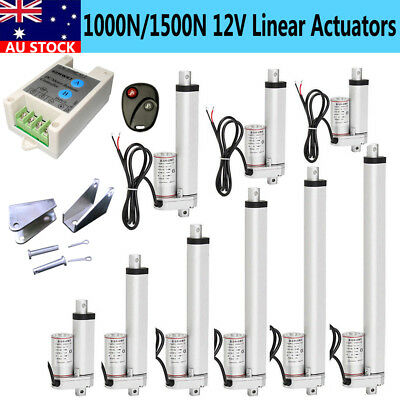 Linear Actuator 1000N/1500N 12V Electric Motor for Auto Car Lifting Sofa Medical