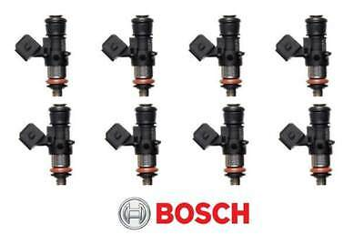 GENUINE Bosch 0280158333 1650CC 157lbs EV14 Short Fuel Injectors (8) *IN STOCK*
