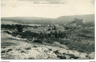 CPA - Carte postale -  FRANCE -  Orgon - Panorama (CP755)