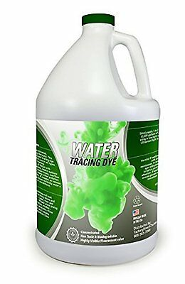 Dyes Green Water Tracing Leak Detection Flourescent Dye Gallon