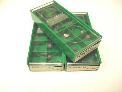 RCGN 2V T2 WG-300 Greenleaf Ceramic Insert ***10PCS***