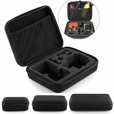 S/M/L NEW Carry Storage Box Bag Shockproof Camera Protective Case for GoPro Hero