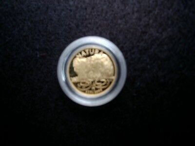 NATURA Gold Münze coin 1994 1/10 oz proof Lions South Africa