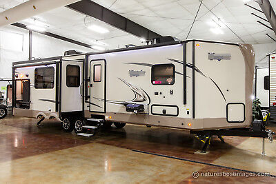 NEW 2018 V-Lite 30WRLIKS Rear Living V-Front Travel Trailer LK WindJammer 3029V