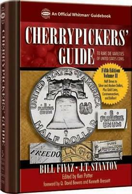 Cherrypicker's Guide to Die Varities, Vol 2US Coin Collector Book Free US Post