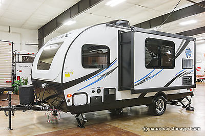 New 2017 RL178 Mini Lite Slide Out Lightweight Travel Trailer Camper for Sale