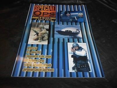 Concord 5501 Special Ops Journal Of The Elite Forces & Swat Units Vol. 1