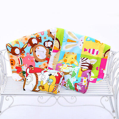 Baby Infant Waterproof Urine Mat Changing Pad Cover Change Mat 3 Layer 60*90cm